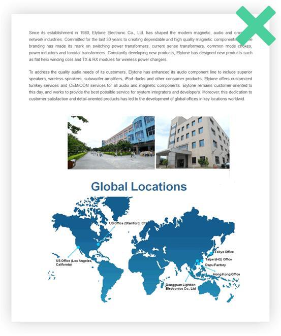 恕我直言!外贸网站设计之'力博国际备用'的页面,大多没注意这些…