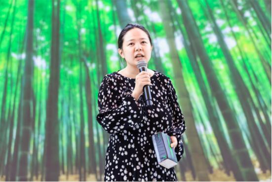山丘出席FSC北京世园会主题日