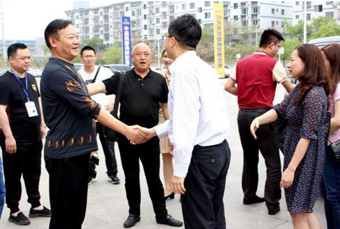 重庆市农业农村委指导渝西国际建设进出口示范基地